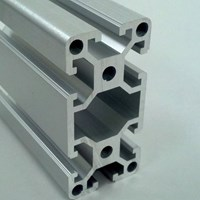 Aluminium Profile 40X80 1