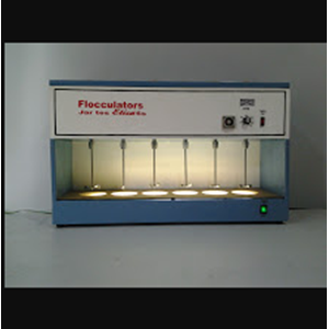 Jartest Flocculator Analog