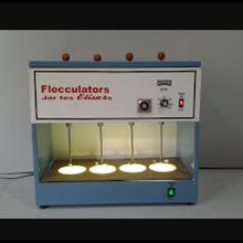 Jar Test Flocculator Digital
