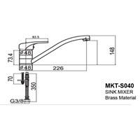 Jual Kransink Wasser MKTS 040 2