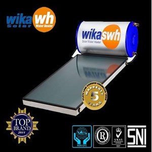 Solar Water Heater Wika SWH TSC 130