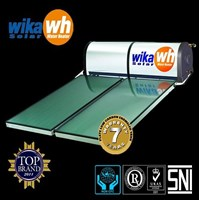 Solar Water Heater Wika SWH TSX 300 1