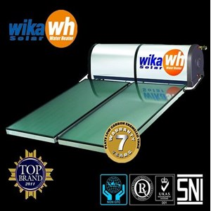 Solar Water Heater Wika SWH TSX 300