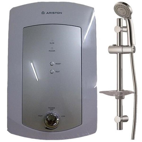 Water Heater Listrik Instant Ariston S3 3522 ESP ( Blue Color )
