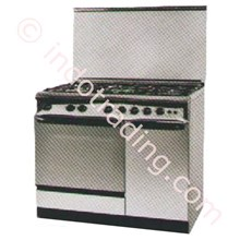 Kompor Freestanding Ariston New Perfetta C 97SG1 (X) EX
