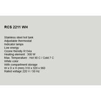 Jual Dispenser Royal RCS 2211 WH 2