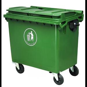 Tempat Sampah 660L