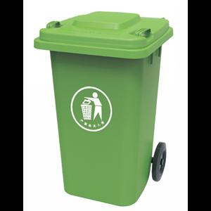 Tempat Sampah Roda Plastik 100L