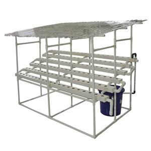 Jirifarm Paket Starterkit Hidroponik Nft 2 Meter 120 Lt Solartuff