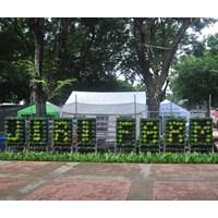 Jual Jirifarm Vertikal Garden 42 Pot Untuk Susunan Huruf (Taman) 2