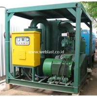 Mesin Vacuum Recovery System