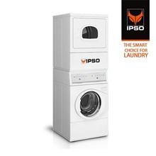 Ipso Mesin Cuci & Pengering Bertingkat Digital Panel 10.5 Kg - Ftge