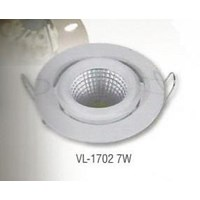 Down Light LED COB VL - 1702 7W
