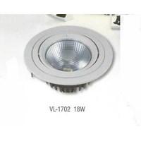 Down Light LED COB VL - 1702 18W