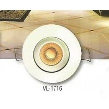 COB LED down light VL-1716