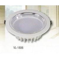 Lampu LED down light VL-1806