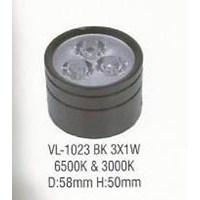 Lampu LED down light VL-1023 1