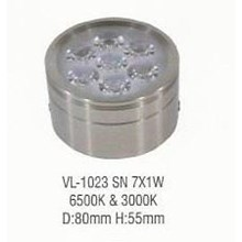 Lampu LED COB down light VL-1023 SN