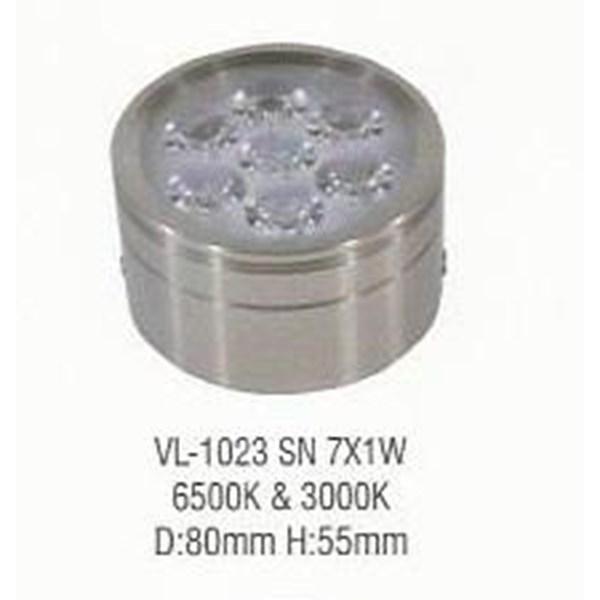 Lampu LED COB down light VL-1023 SN