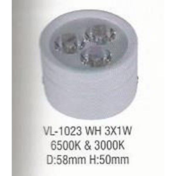 LED COB down light VL-1023 WH