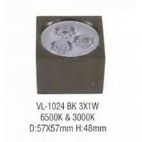 LED COB down light VL-1024 BK 1