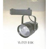 Lampu LED dinding down light VL-2121 BK