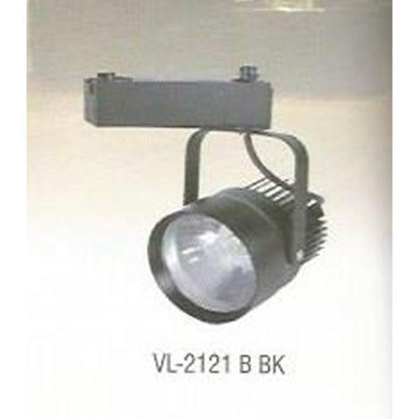 Lampu Spotlight / Track LED VL-2121 BK