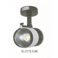 Lampu Spotlight /  Track LED  COB VL-2155 A BK 1