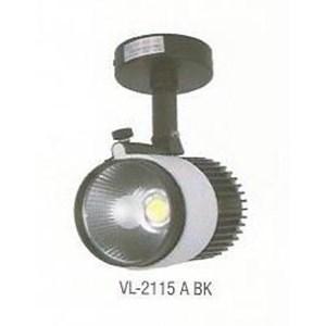 Lampu Spotlight /  Track LED  COB VL-2155 A BK