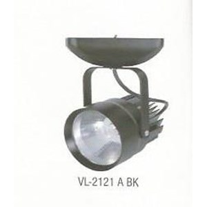Lampu LED Dinding down light VL-2121 A BK