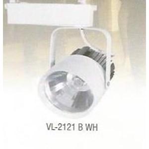 Lampu Spotlight /  Track LED COB VL-2121 B WH