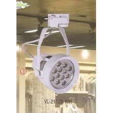 Lampu Spotlight / Track LED VL-2112B WH
