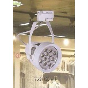 Lampu LED Spot Track Light VL-2112B WH