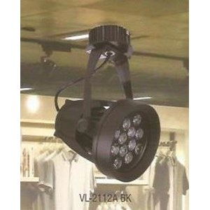 Lampu LED down light atap VL-2112A BK