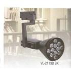 Lampu LED Spot Track light VL-2113 B BK 1