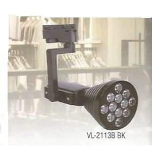 Lampu LED Spot Track light VL-2113 B BK