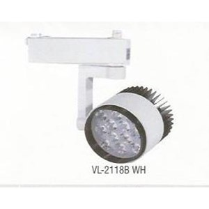 Lampu Spotlight /  Track LED VL-2118 B WH