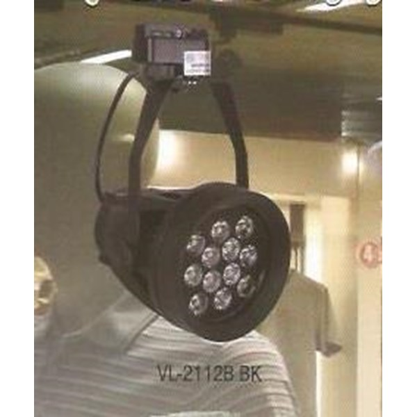 Lampu Spotlight /  Track LED VL-2112 B BK