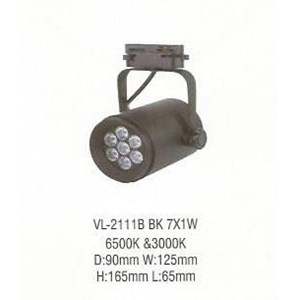 Lampu Spotlight / Track LED VL-2111B