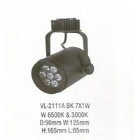 Lampu LED down light VL 2111A BK