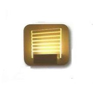 Wall Light LED COB down light Kotak Garis