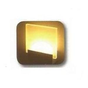 Lampu dinding LED kotak