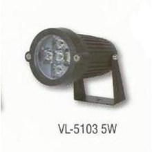 Lampu Taman LED COB down light vl 5103 5watt