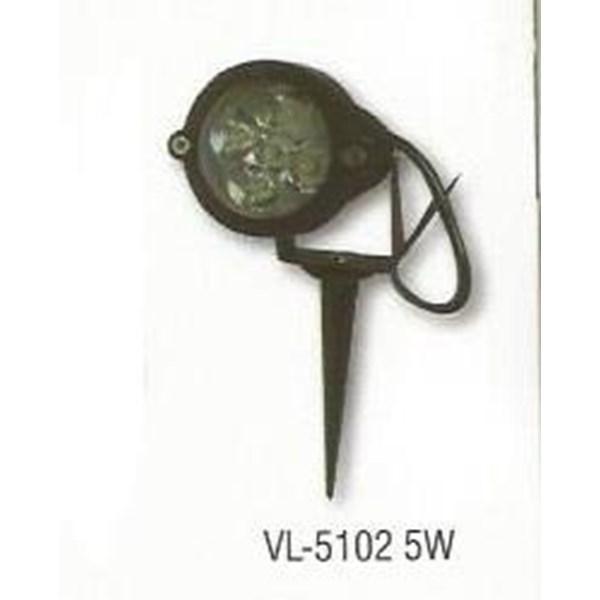 Lampu Taman LED COB down light vl 5102 3watt
