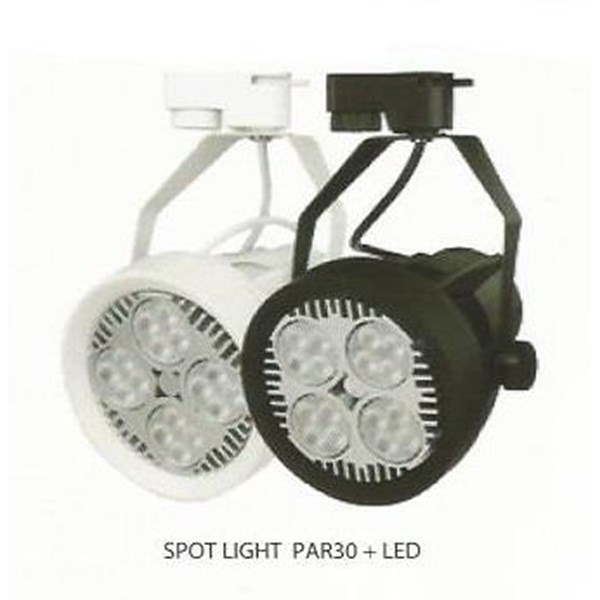 Lampu Track Light LED PAR 30