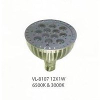 Lampu Spoltlight PAR30 e-27 12w VL - 8107