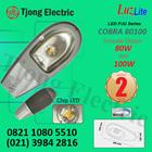 Lampu PJU LED Luzlite 80w 1