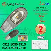 Lampu PJU LED Luzlite 80w