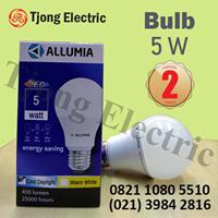 Jual Lampu LED Bulb 5 watt