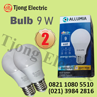 Lampu LED Bulb 9 watt